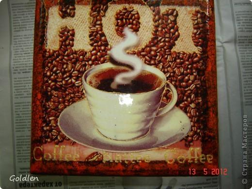 Подставка для кофе