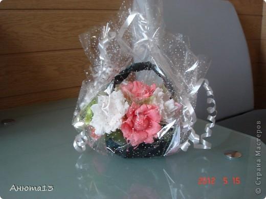 Розы в бархате или просто сумочка фото 7