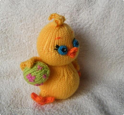 Цыплятки. Пасхальные игрушки-сувениры. фото 2
