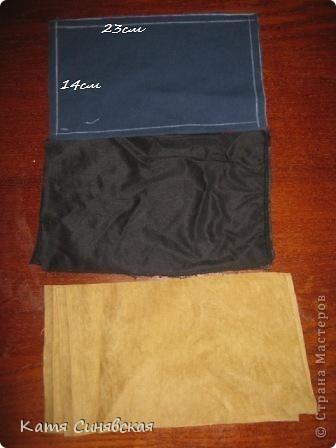 Вот такой клатч(или косметичка,сама не пойму)у меня получился с остатка замши,которую я использовала на сумку. фото 6