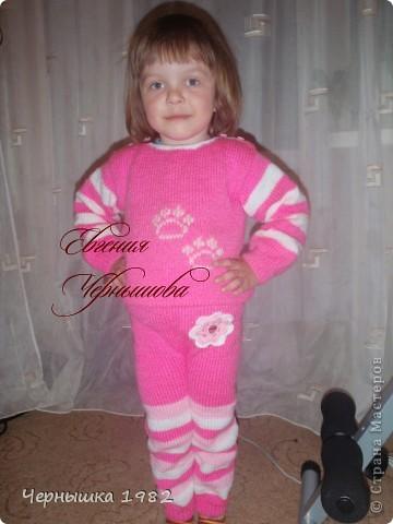 костюм для дочки  фото 2
