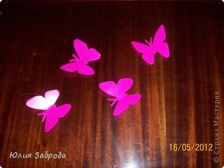 """Бабочки для сада из пластиковой бутылки """"Ваниш"""" фото 2"""