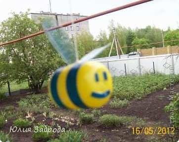 """Бабочки для сада из пластиковой бутылки """"Ваниш"""" фото 3"""
