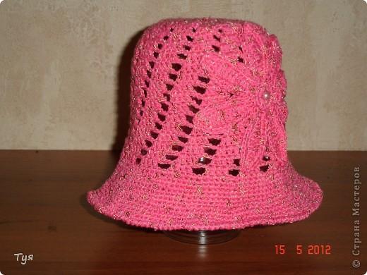 Добрый день мастерицы СМ. На страницах интернета нашла шапульку, понравилась. Решила связать. фото 1