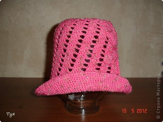 Добрый день мастерицы СМ. На страницах интернета нашла шапульку, понравилась. Решила связать. фото 2