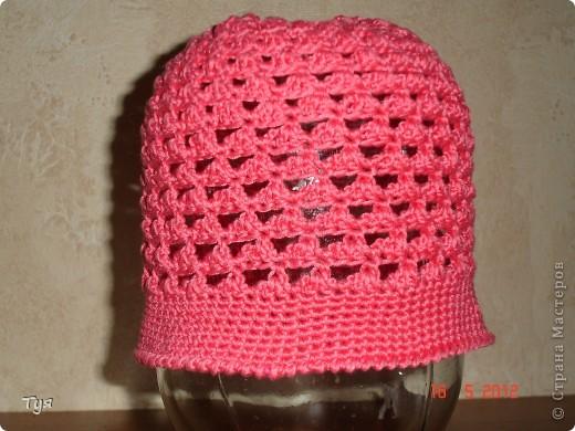 Добрый день мастерицы СМ. На страницах интернета нашла шапульку, понравилась. Решила связать. фото 5