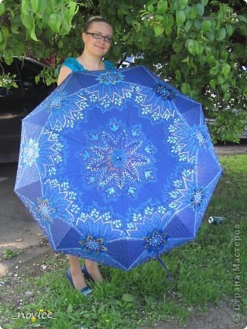 Зонтик фото 2