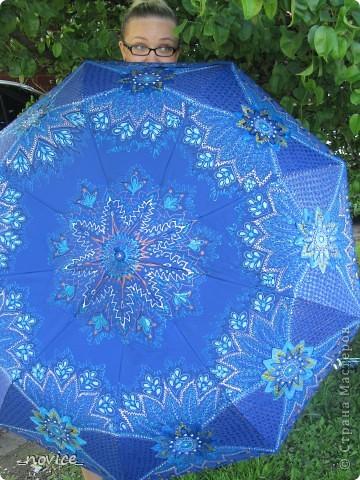 Зонтик фото 1