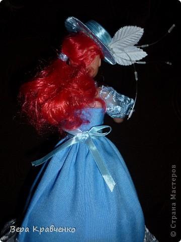 УРА! УРА! УРА! Теперь и у меня есть кукла-шкатулка!!!!!! Давно все приготовила, но никак не могла решиться! Не все получилось идеально, но я не просто горда собой... Я на седьмом небе от счастья!!!!! фото 3
