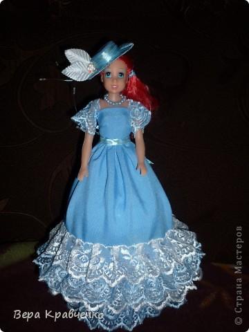УРА! УРА! УРА! Теперь и у меня есть кукла-шкатулка!!!!!! Давно все приготовила, но никак не могла решиться! Не все получилось идеально, но я не просто горда собой... Я на седьмом небе от счастья!!!!! фото 6