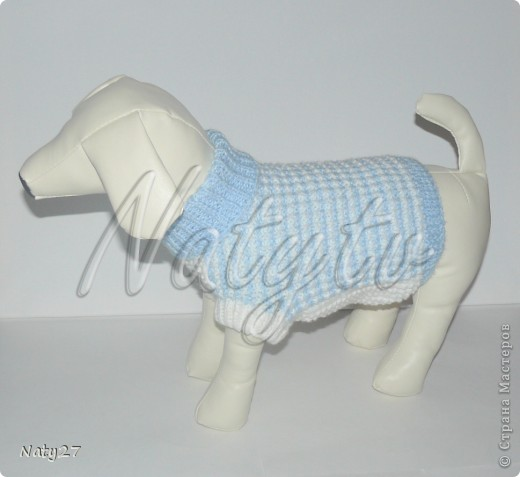Кофточка для собачки - размер М фото 3