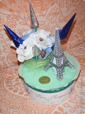Спасибо большое Любе(http://stranamasterov.ru/user/41814) за такой вкусный и красивый подарок!!!!