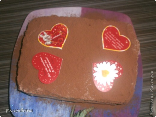 Очень вкусный бисквитный тортик! И, что не мало важно, очень прост в приготовлении. Названия я не знаю, поэтому если у кого то есть идеи, буду благодарна! фото 17