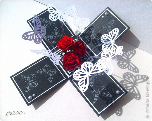 Идея и вдохновение от Korneliya Haralanova http://kornishonka-handmade.blogspot.com/search/label/magic%20boxes. Эти коробочки запали в душу и не отпускали :) фото 5