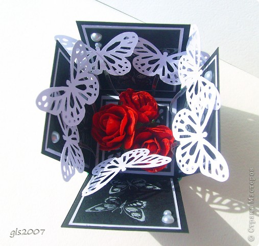 Идея и вдохновение от Korneliya Haralanova http://kornishonka-handmade.blogspot.com/search/label/magic%20boxes. Эти коробочки запали в душу и не отпускали :) фото 4