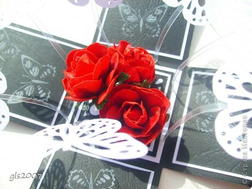 Идея и вдохновение от Korneliya Haralanova http://kornishonka-handmade.blogspot.com/search/label/magic%20boxes. Эти коробочки запали в душу и не отпускали :) фото 6