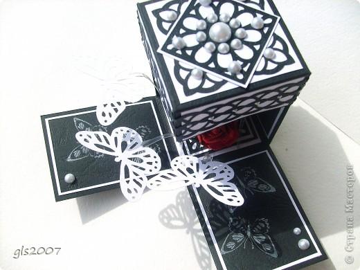Идея и вдохновение от Korneliya Haralanova http://kornishonka-handmade.blogspot.com/search/label/magic%20boxes. Эти коробочки запали в душу и не отпускали :) фото 3