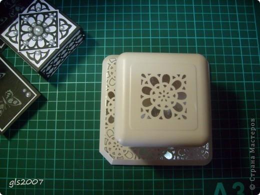 Идея и вдохновение от Korneliya Haralanova http://kornishonka-handmade.blogspot.com/search/label/magic%20boxes. Эти коробочки запали в душу и не отпускали :) фото 7