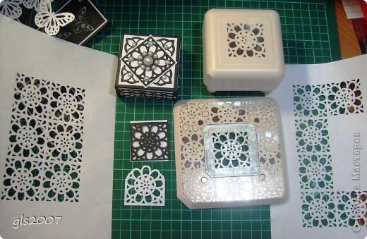 Идея и вдохновение от Korneliya Haralanova http://kornishonka-handmade.blogspot.com/search/label/magic%20boxes. Эти коробочки запали в душу и не отпускали :) фото 8