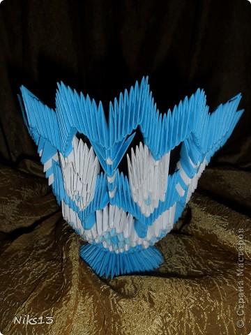 Вазочка-конфетница фото 1