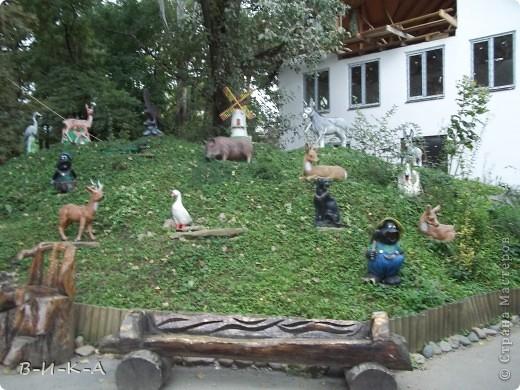 """В этом зоопарке находится более 120 видов животных и птиц, 80% из которых занесены в  Международную Красную Книгу. Его площадь составляет 10 гектар.                 Есть возле реки Кубань  в южном городе Краснодаре """"Солнечный остров"""". И на этом островке существует чудный уголок природы и красоты,где мы с семьей любим отдыхать !!!!! фото 7"""
