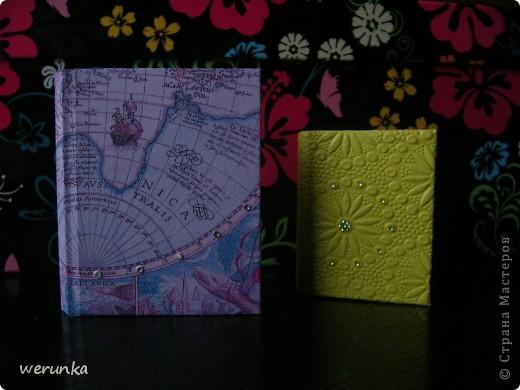 Мини блокнотики. фото 1