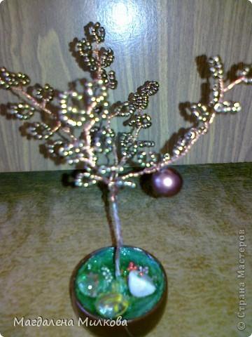 Bead tree. фото 3