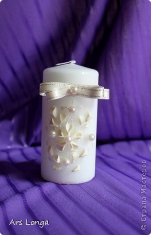 Это мой первый свадебный набор. Приготовила его на свадьбу племянницы, надеюсь ей понравится мой подарок :) фото 5