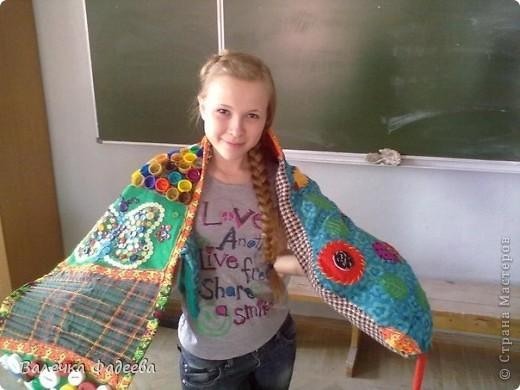 Вот такое чудо у нас получилось)))) фото 3
