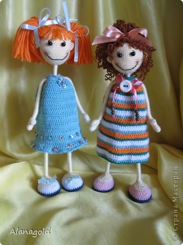 Куколка Снежка , автор Ирина фото 4