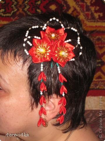 Япония в Украине. Набор украшений фото 5