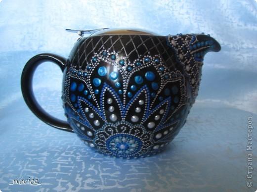 Заварочный чайник в компанию  http://stranamasterov.ru/node/351651 фото 2