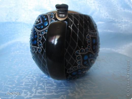 Заварочный чайник в компанию  http://stranamasterov.ru/node/351651 фото 5