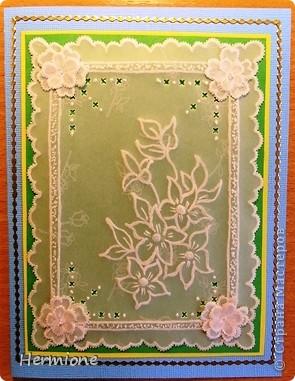 Хочу предоставить  новую коллекцию своих открыток .Буду рада всем, кто зашел в гости . фото 4