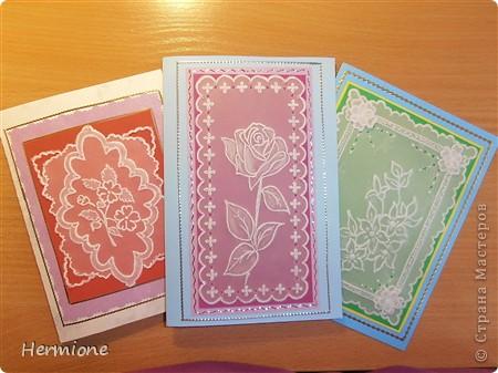 Хочу предоставить  новую коллекцию своих открыток .Буду рада всем, кто зашел в гости . фото 1