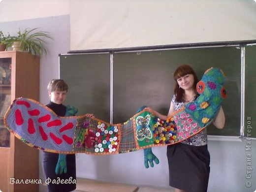 Вот такое чудо у нас получилось)))) фото 1