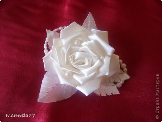 В перерыве между заказами на свадебные наборы решила попробовать сотворить какие-нибудь милые штучки для дочки.  И понеслось... фото 2