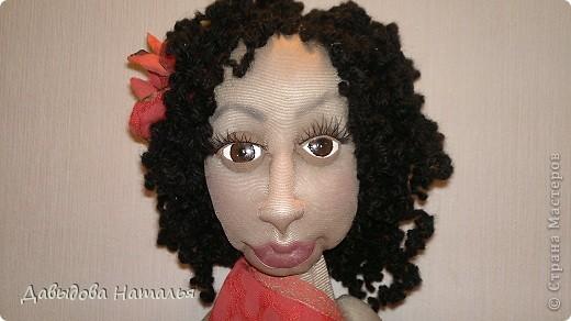 Моя первая кукла. фото 1