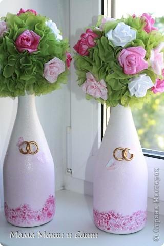Свадебный декор для сестренки. фото 3