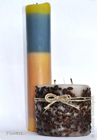 Мои новые свечи,которые я сделала за буквально на одном дыхании,за один вечер.Первые мои свечи вы можете посмотреть тут http://stranamasterov.ru/node/340106 фото 1