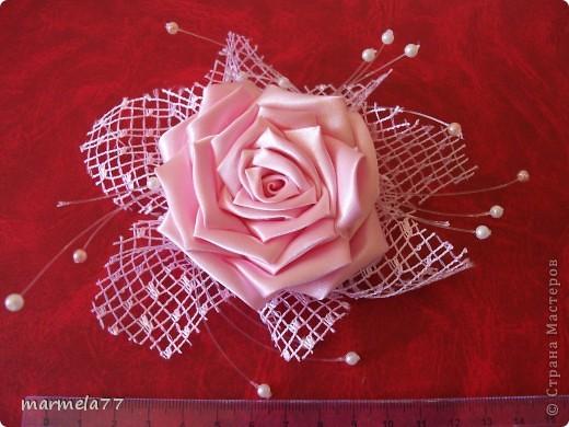 В перерыве между заказами на свадебные наборы решила попробовать сотворить какие-нибудь милые штучки для дочки.  И понеслось... фото 1