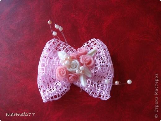В перерыве между заказами на свадебные наборы решила попробовать сотворить какие-нибудь милые штучки для дочки.  И понеслось... фото 5
