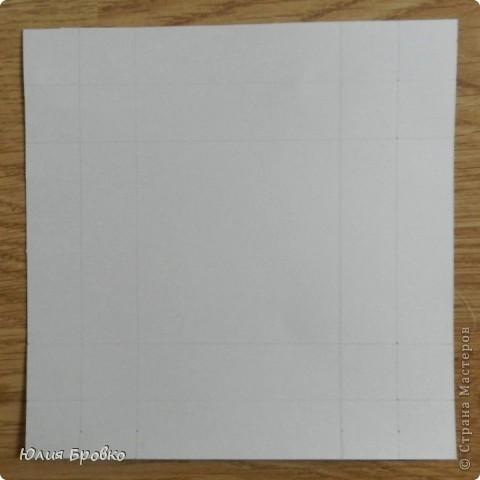 Приветик!!! Сегодня покажу обещанный МК по коробочкам-сюрпризам или Magic-box!  Итак, начнем... Материалы: - бумага для акварели (у меня основа белая, можно использовать любой цвет); - скрапбумага; - двухсторонний скотч. Материалы для украшения: - бумажная салфетка, - бумажные плоские цветы, - полубусины, - атласная лента и прочие украшения, а также инструменты (фигурные ножницы, фигурные дыроколы и т.д.) фото 3