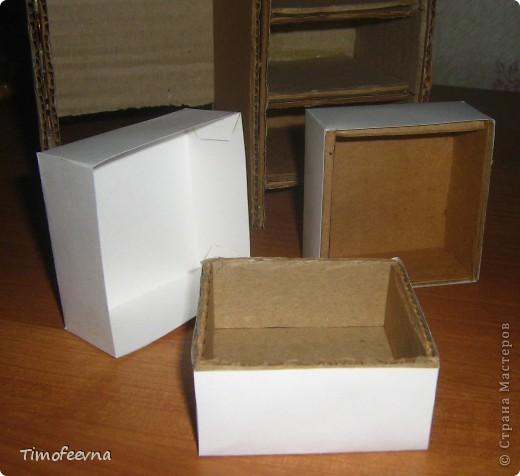 Здравствуйте!! В этом блоге я хочу показать небольшой МК очередной моей мебели из картона для куклы Барби младшей дочки. А именно процесс создания письменного стола. фото 26