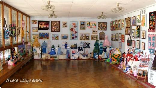"""Вот так выглядит выставка ежегодного конкурса """"Лоскутная мозаика"""" """"Морская феерия"""". фото 1"""