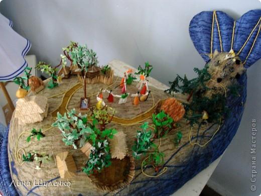 """Вот так выглядит выставка ежегодного конкурса """"Лоскутная мозаика"""" """"Морская феерия"""". фото 9"""