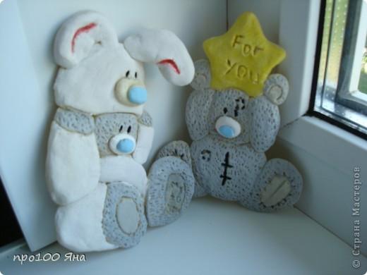мои первые мишки тедди)) фото 4