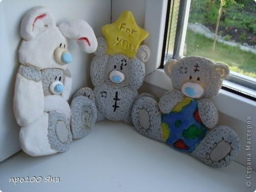 мои первые мишки тедди)) фото 5