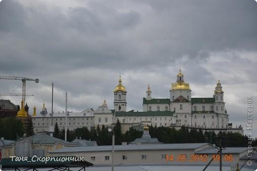 Проснулись. Размялись. Умылись. Подкрепились.  Поехали в Тернополь к давним давним знакомым. К папиному брату. И ещё хотели окрестности посмотреть,но из-за очень холодной погоды. Съездить смогли только в Кременец и Почаев. фото 11