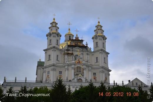 Проснулись. Размялись. Умылись. Подкрепились.  Поехали в Тернополь к давним давним знакомым. К папиному брату. И ещё хотели окрестности посмотреть,но из-за очень холодной погоды. Съездить смогли только в Кременец и Почаев. фото 12